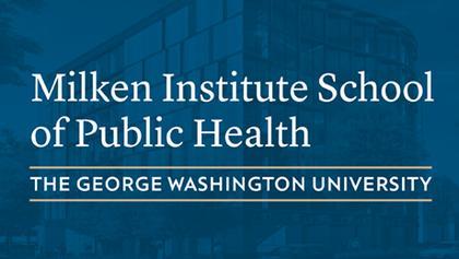 GW Milken Institute School Of Public Health Logo, Community Education Group
