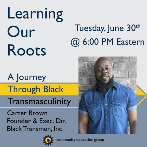 Learning Our Roots Square Carter Brown 1 99999x500, Community Education Group