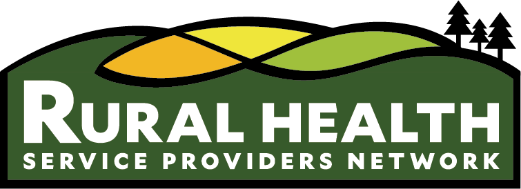 Logo for the Rural Health Service Providers Network