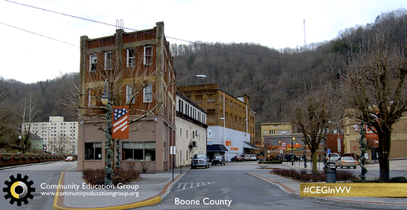 Boone 01 Site, Community Education Group