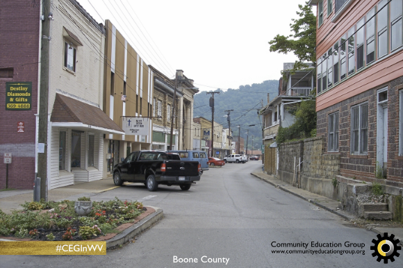 Boone 02 Site, Community Education Group