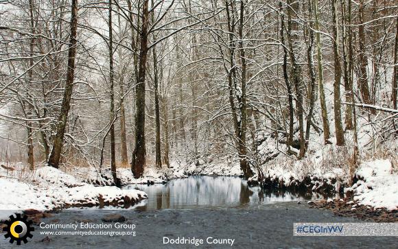 Doddridge 01 Site, Community Education Group