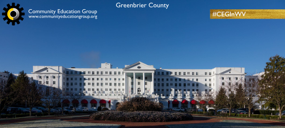 Greenbrier 00 Site, Community Education Group