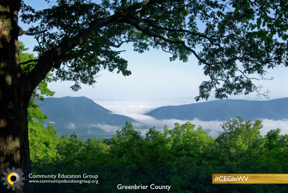 Greenbrier 11 Site, Community Education Group