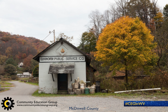 McDowell 03 Site, Community Education Group