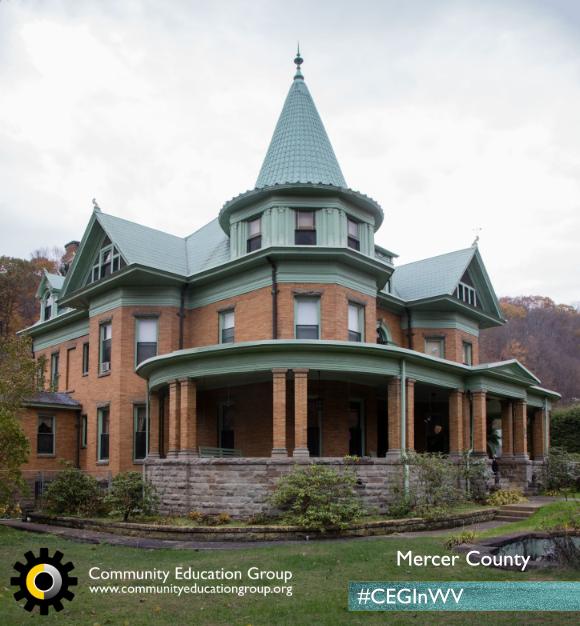 Mercer 10 Site, Community Education Group