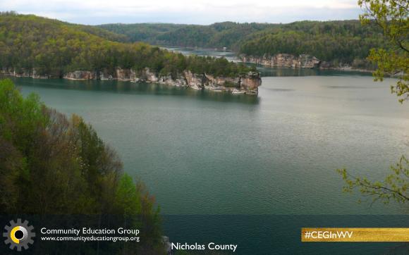 Nicholas 07 Site, Community Education Group