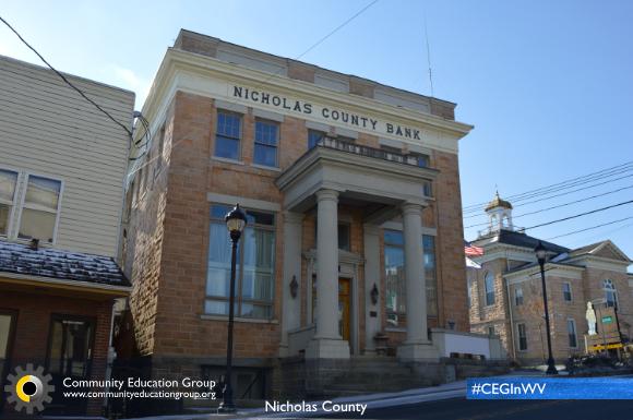Nicholas 15 Site, Community Education Group