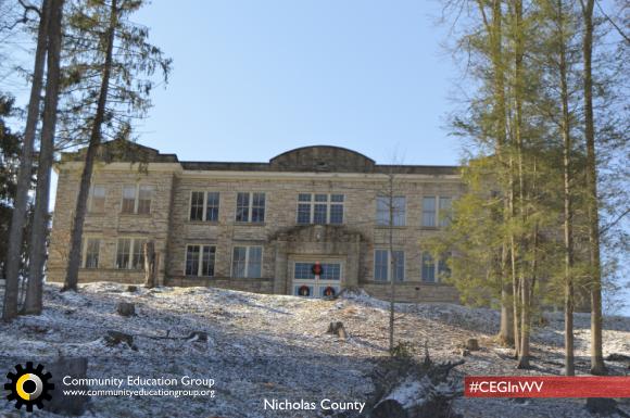 Nicholas 17 Site, Community Education Group