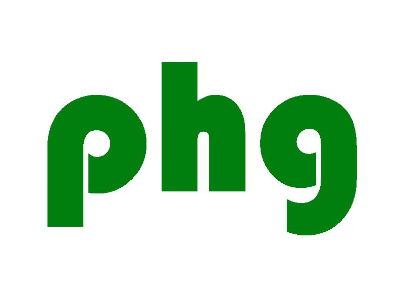 PHG Logo, Community Education Group