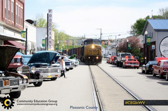 Pleasants 08 Site, Community Education Group