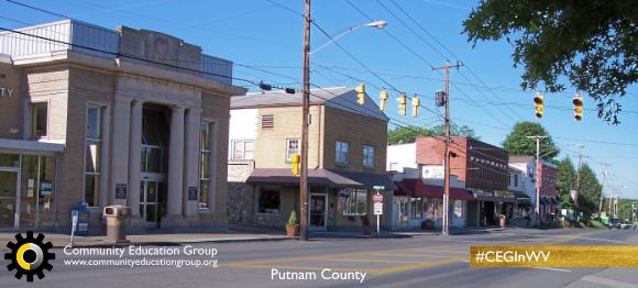 Putnam 00 Site, Community Education Group