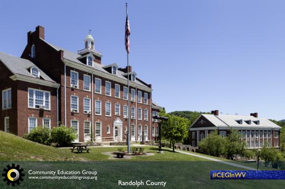 A dormitory in Randolph County, West Virginia