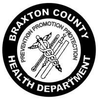 Braxton County Health Department logo