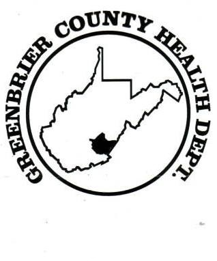 Greenbrier County Health Department logo