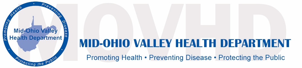 Mid-Ohio Valley Health Department logo