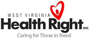 West Virginia Health Right logo
