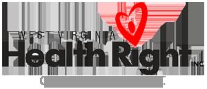 West Virginia Health Right logo