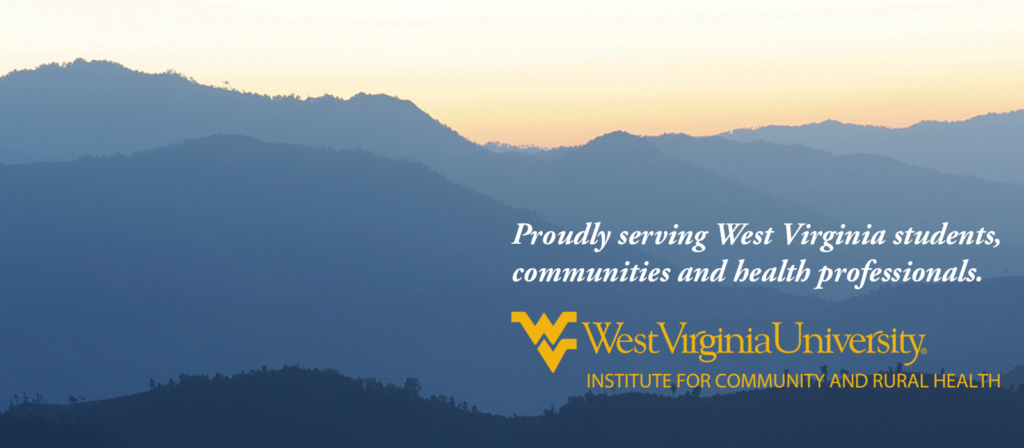 Wvu Community Med Rural Health1600x700 1024x448, Community Education Group
